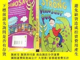 二手書博民逛書店dinosaur罕見pox 恐龍 痘 Y200392