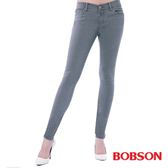 BOBSON 女款超低腰強彈力緊身褲(8131-87)