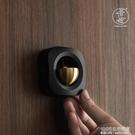 吸門式風鈴半月船日系純銅手工鈴鐺小風鈴創意喬遷生日禮物 1995生活雜貨