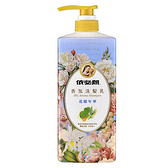 依必朗香氛洗髮乳-花樣年華850ml【愛買】
