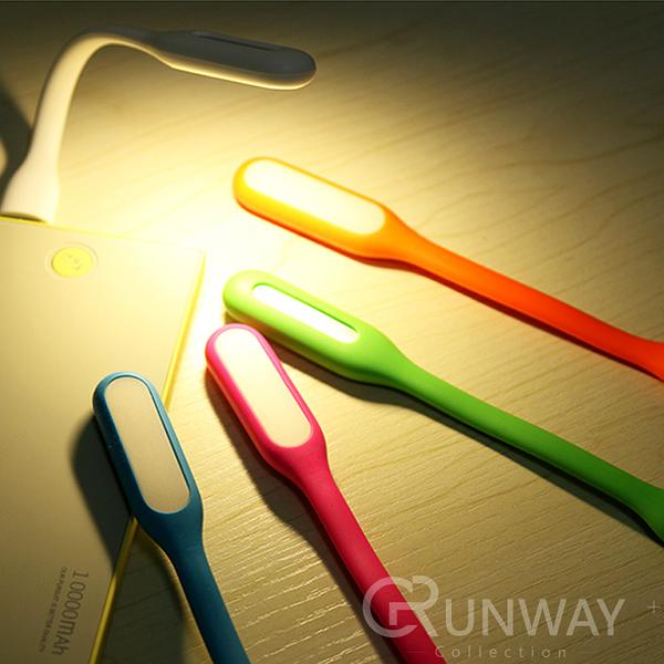 USB LED小夜燈 隨身燈 鍵盤燈 防水可折彎 電腦燈 行動電源燈 輕巧便利 可攜帶 小檯燈 照明