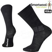 Smartwool Hike LT SW114-001黑 中性款內襯徒步中長襪 美麗諾羊毛襪/毛裡襪 紳士襪/健行排汗襪