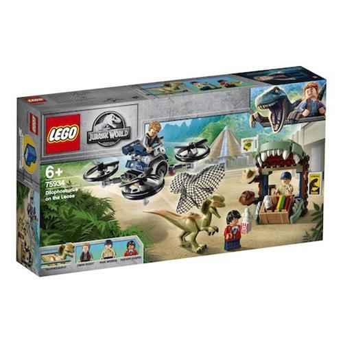 LEGO 樂高 75934 Dilophosaurus on the Loose