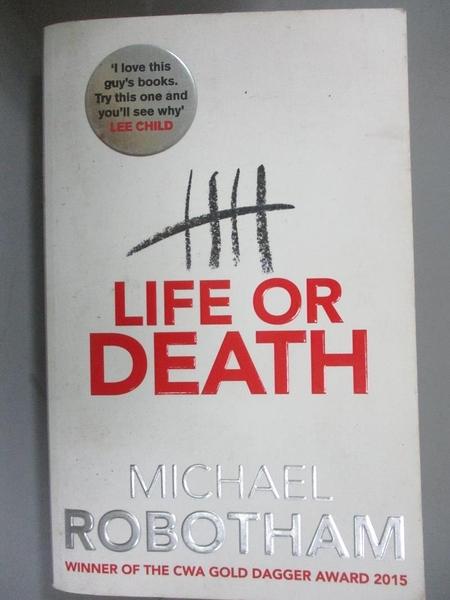 【書寶二手書T7/原文小說_IJM】Life or Death_P. F. Driver, W. T. Garland