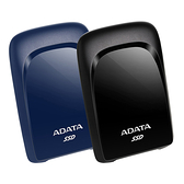 威剛ADATA SSD SC680 240G 外接式固態硬碟SSD(黑/藍)