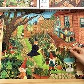 減壓拼圖拼板男女孩益智玩具拼圖500片成人【奇妙商鋪】