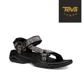丹大戶外用品【TEVA】美國男款 Terra Fi 4 多功能水陸運動涼鞋 1004485RBK 灰色