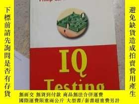 二手書博民逛書店IQ Testing罕見400 Ways to Evaluate