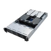 華碩 RS720-E9-RS12-E 2U雙CPU伺服器【無CPU+RAM+HDD可來電選配 / 800W 80+*2顆 / PIKE II 3108 (2G)】