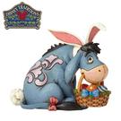 【正版授權】Enesco 屹耳 兔耳朵復活節 塑像 公仔 精品雕塑 小熊維尼 迪士尼 Disney - 973489