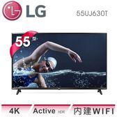 含基本安裝配送【LG樂金】55型 4K UHD智慧聯網電視 (55UJ630T)