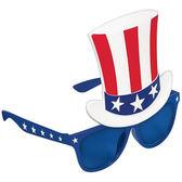 美國國慶高帽子眼鏡1入