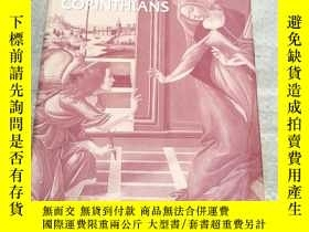 二手書博民逛書店THE罕見FIRST EPISTLE TO THE CORINTHIANS(精裝庫存 16開)Y6318 GO