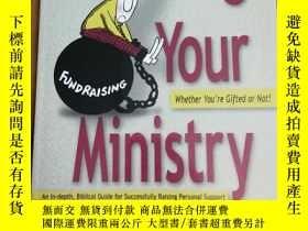 二手書博民逛書店Funding罕見Your Ministry: Whether