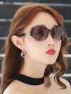 太陽鏡女防紫外線時尚