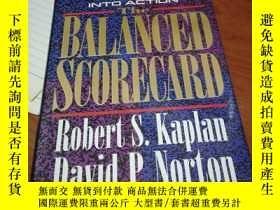 二手書博民逛書店The罕見Balanced Scorecard:Translat