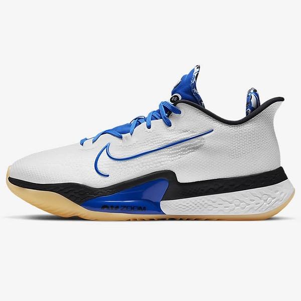 Nike Air Zoom BB NXT EP 男鞋 籃球 氣墊 緩震 靈敏 白藍 【運動世界】 DB9991-100