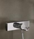 【麗室衛浴】德國HANSA頂級 5835.2101定溫淋浴龍頭含下出水大流量用