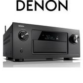 ◆天龍DENON AVR-X7200WA 9 聲道 4K UHD 藍牙Wi-Fi及Dolby Atmos®網路劇院擴大機 公司貨
