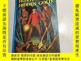 二手書博民逛書店HUNTING罕見FOR HIDDEN GOLDY246305