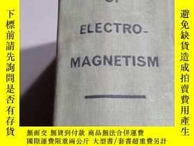 二手書博民逛書店THE罕見THEORY OF ELECTROMAGNETISMY10445 D. S. JONES 國內影印