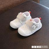 涼鞋 男女童學步鞋春夏季兒童嬰兒鞋新款1-3歲涼鞋中小男童軟底寶寶鞋 童趣潮品