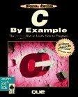 二手書博民逛書店《C by Example》 R2Y ISBN:15652943