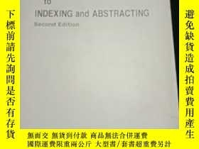 二手書博民逛書店INTRODUCTION罕見TO INDEXING AND ABSTRACTINGY16149 看圖 看圖