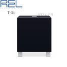【竹北勝豐群音響】 REL T-5i  8吋超重低音喇叭  黑色鋼烤