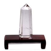 精品天然白水晶柱擺件 水晶原石晶簇通透