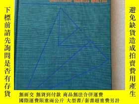 二手書博民逛書店an罕見introduction to quantitative business analysis【 定量業務分