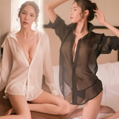 性感騷情趣內衣服三點式制服透視血滴子挑逗激情套裝小胸夫妻用品