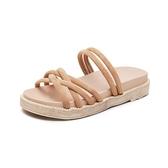 兩穿羅馬鞋時尚平底韓版百搭涼鞋女