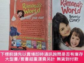 二手書博民逛書店Ramonas罕見World Movie Tie-in EditionY250120 Beverly Clea