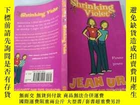 二手書博民逛書店Shrinking罕見violet:縮紫、羞怯的人Y200392