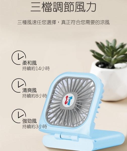【買2台85折+免運】人因 迷你 手持 隨身 風扇 USB風扇 PF10 折疊 手持風扇X1【折疊180度+贈頸掛吊繩】