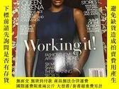 二手書博民逛書店美國版US罕見Vogue 2015年4月刊Y339265