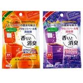 日本製不動化學垃圾桶除臭貼片 橘子香薰衣草香消臭芳香去味廚餘桶