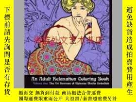 二手書博民逛書店Adult罕見Coloring BooksY28384 Thomas R Homer Jr Createspa