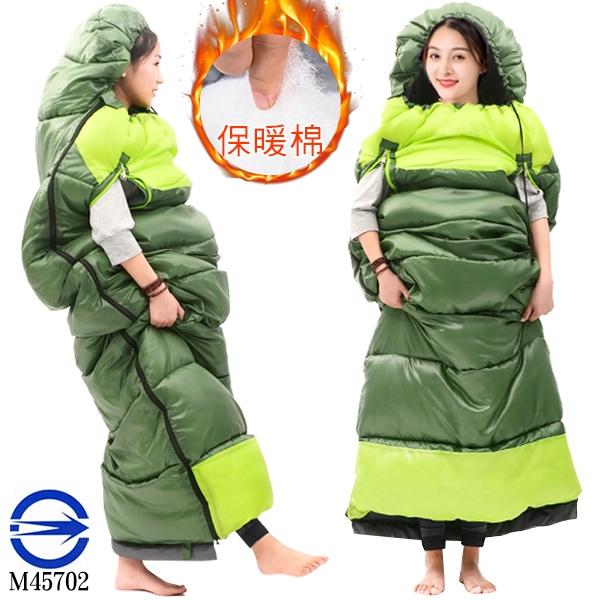 信封型伸手睡袋.懶人毯子露營睡袋.中空纖維旅行棉被.戶外休閒背包客登山禦寒防風.推薦哪裡買ptt