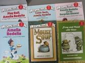 【書寶二手書T9/語言學習_RCC】I Can Read-Amelia Bedelia_Mouse Soup等_共6本合