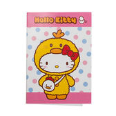 《Sanrio》HELLO KITTY變裝小雞系列自黏便箋_RD00548