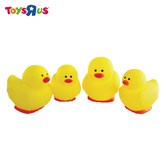 BABIESRUS 黃色小鴨洗澡玩具