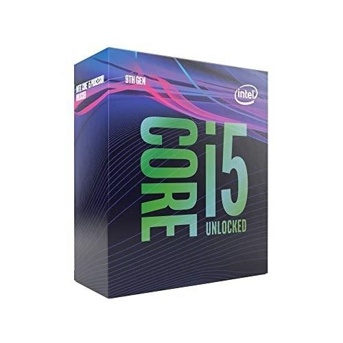 Intel i5-9600K【6核/6緒】3.7GHz(↑4.6GHz)/9M/UHD630/95W【刷卡含稅價】