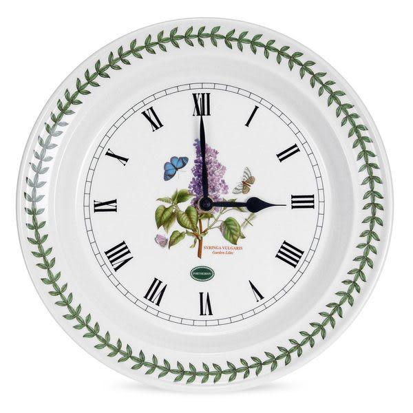 英國Botanic Garden植物園系列 - 紫丁香壁鐘