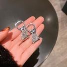 耳環 易拉罐拉環耳環女小眾設計感高級冷淡風耳釘2021年新款潮ins耳飾