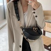 胸包 小包包2021新款潮網紅百搭時尚腰包女街頭超火胸包單肩斜挎包【快速出貨八折搶購】