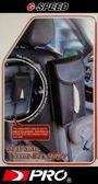 車之嚴選 cars_go 汽車用品【PR-45】G-SPEED汽車座椅側面頭枕吊掛式CARBON碳纖紋面紙盒 面紙套