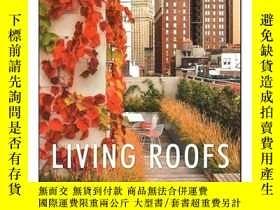二手書博民逛書店Living罕見Roofs,屋頂生活Y19216 teNeues