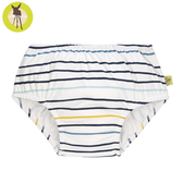 德國Lassig-嬰幼兒抗UV游泳尿布褲-線條藍